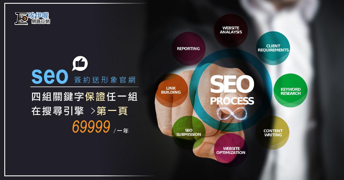 SEO行銷方案
